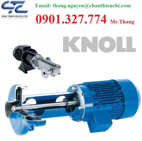 Bơm KNOLL - Pump KNOLL CHAU THIEN CHI CO.,LTD