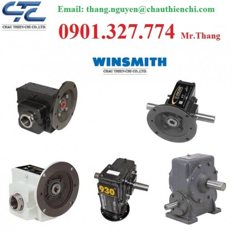 Hộp số WINSMITH - Gearbox WINSMITH Việt Nam