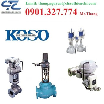 Van KOSO Việt Nam - CHAU THIEN CHI CO.,LTD